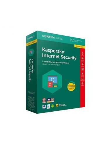 Antivirus KASPERSKY Internet Security...