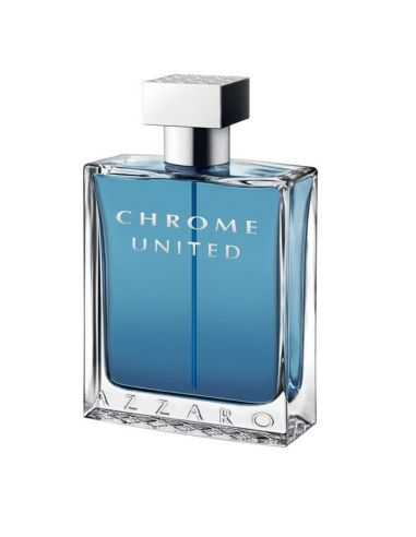 Eau De Toilette AZZARO CHROME United...